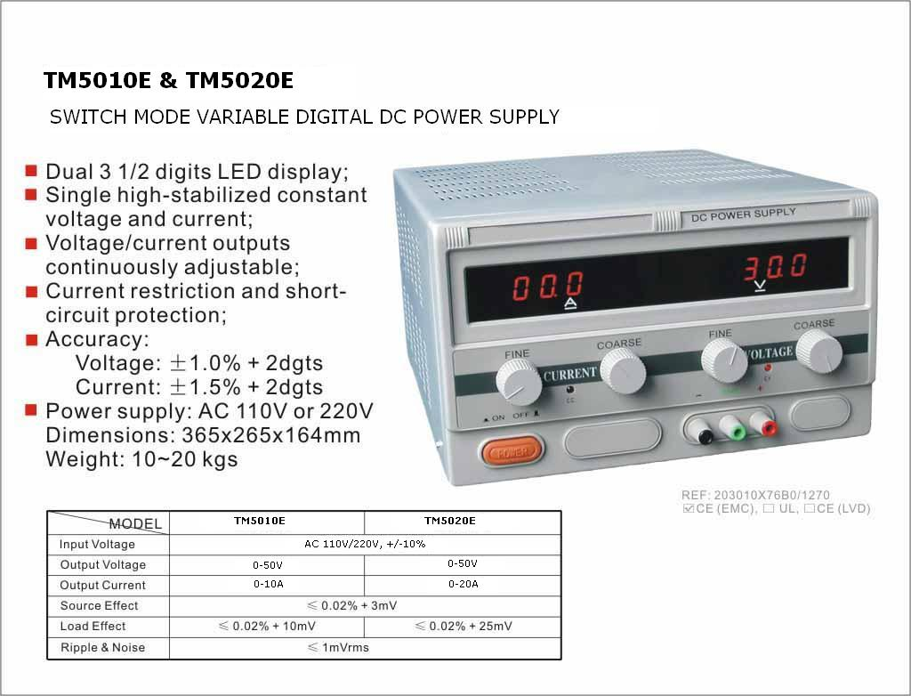 Single 173 Output Ps Test And Measurement Instruments C C