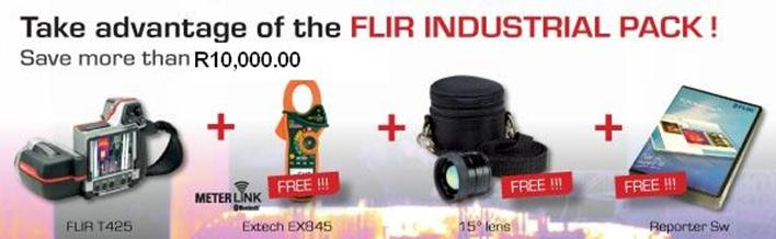 FLIR Industrial Pack