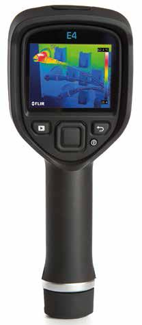 FLIR Ex-Series Thermal Cameras | Test and Measurement Instruments C C